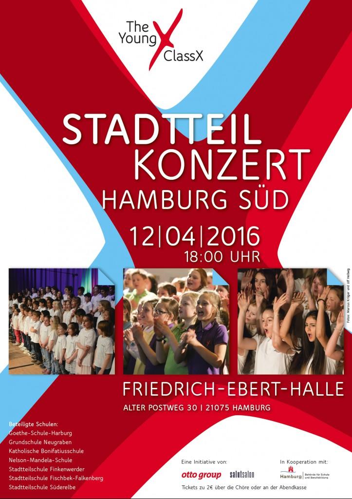 Stadtteilkonzert HH Süd 2016