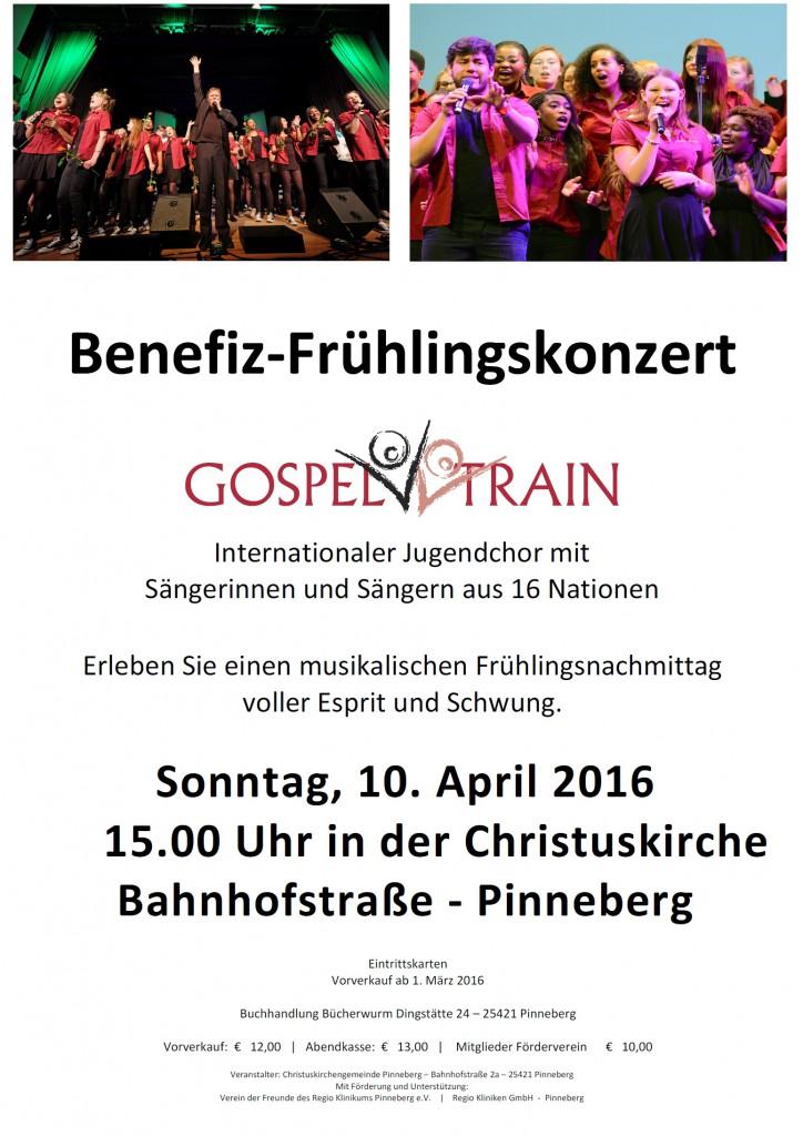 Plakat Pinneberg